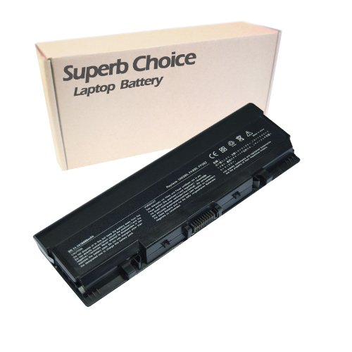 Superb Choice 9-Cell Battery Compatible with DELL 451-10476 451-10477