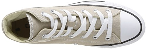 Beige Classic Sneaker Chuck Taylor Converse Hi Unisex Papyrus 8t1BwqY