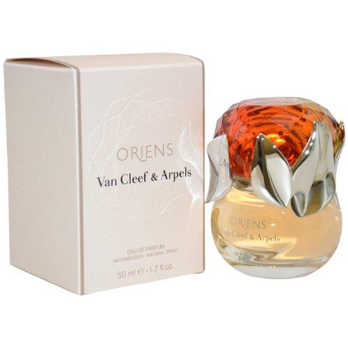 Van Cleef & Arpels Oriens Eau De Parfum Spray for Women, 1.7 Ounce