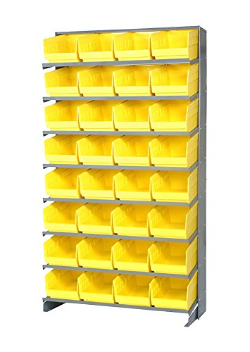 - Quantum Storage Systems Store More Single-Sided Pick Rack System - 32 QSB207 6