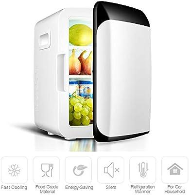 WO NICE 10L Coche Refrigerador Congelador Enfriador Caja Mute 220 ...