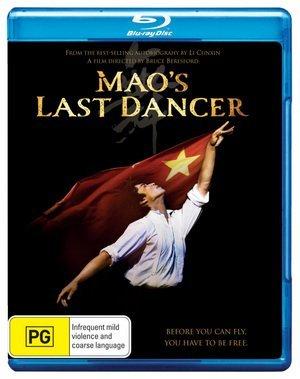 Mao's Last Dancer [ NON-USA FORMAT, Blu-Ray, Reg.B Import - Australia ]