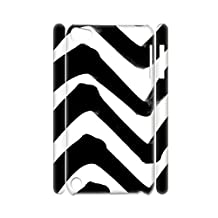 Individuality Design Chevron 1 For Apple Touch 5 Rigid Plastic Phone Cases For Womon
