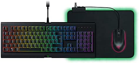 Razer Holiday Bundle Tastatur, Maus, Mauspad: Amazon.es: Electrónica