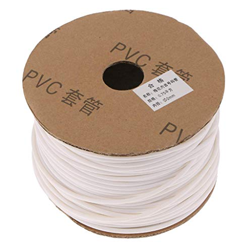 nouler Juler Inner Dia. 2Mm Long 110M Wire Marked Soft PVC Sleeve Cable Marking Cable Id - Caliper Sleeve