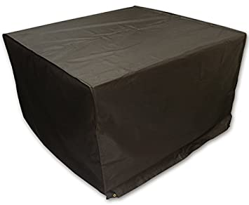 rattan outdoor furniture covers. woodside heavy duty waterproof rattan cube outdoor garden furniture rain cover covers