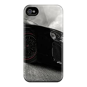 Defender Case With Nice Appearance (car) For Iphone 4/4s