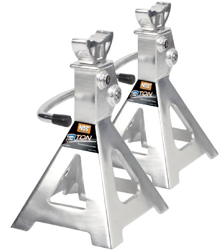 NOS NAJS3T 3-Ton Aluminum Jack Stand Ratchet Style