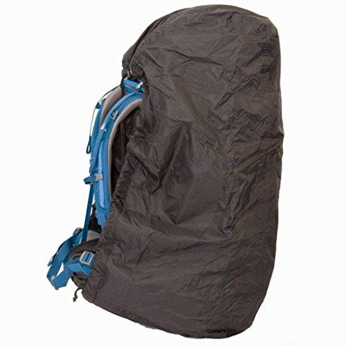 LOWLAND OUTDOOR® Regen- en transporthoes voor rugzakken – waterafstotend < 85 l – 304 g