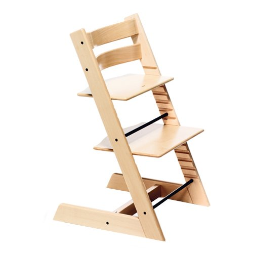 Stokke Tripp Trapp Chair, Natural by Stokke (Image #1)
