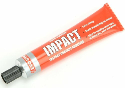 Evo Stik Impact Adhesive - Large Tube 347908 by Evo-Stik