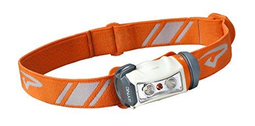Princeton Tec Sync LED Headlamp (150 Lumens, Orange/White)