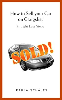 how to sell your car on craigslist in eight easy steps english edition ebooks em ingl s na. Black Bedroom Furniture Sets. Home Design Ideas
