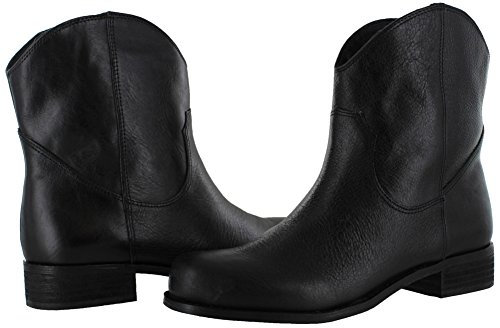 Jessica Simpson Cranaby Dames Western Boots Cowboy Enkellaarsje Zwart