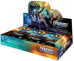 Cryptozoic Entertainment DC Comics Legends of Tomorrow Trading Cards Booster Box Season 1 & Season - Booster 1 Season