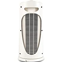 Tower PTC Ceramic Heater Small Heater Adjustable Thermostat Home Home Bedroom Portable Space Heaters (Color : A)