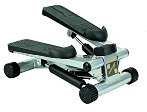 Bremshey Step-Up Stepper mit Trainingscomputer, schwarz, 08BRSFU239