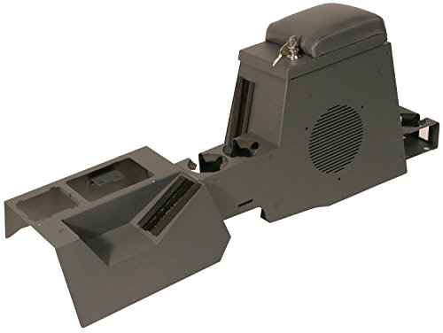 Tuffy Jeep TJ Speaker Full Security Console (Subwoofer Jeep Console)