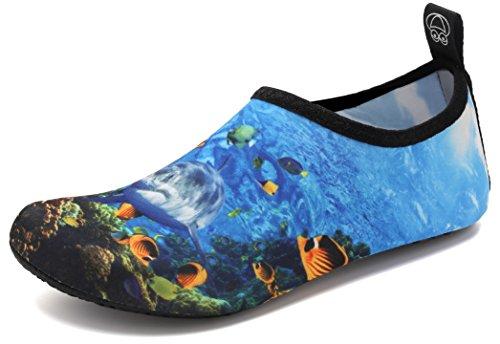 Strand üben Aqua Pool Wasser Sea für Sportschuhe Schwimmen Socken World Herren Barfuß adituob Damen XRqYg181