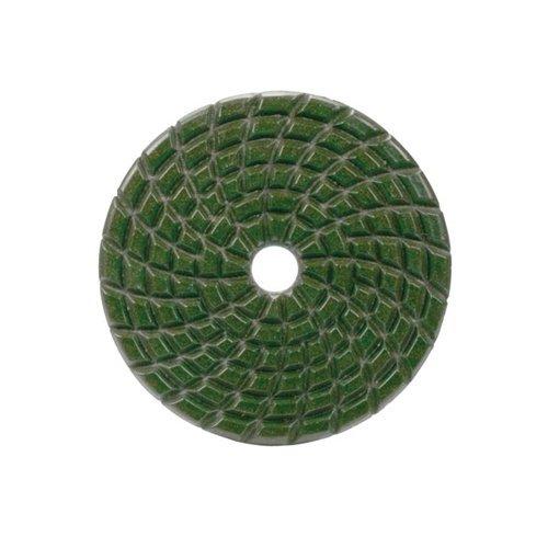 Makita D-15643 Makita Wet Dia Hook and Loop Disc - K3000 15643 1 Green