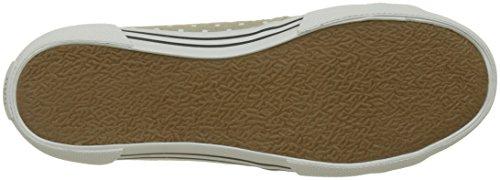 Pepe Jeans Damen Aberlady Sand Sneaker Beige (sabbia)