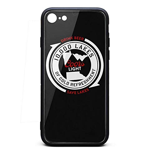 Art-Logo-coors-Light- Phone Case for iPhone 6Plus / 6SPlus TPU Gel Full Body Protection Cool Anti-Scratch Fashionable Glossy Anti Slip Thin Shockproof Soft Case (Case Light Coors)