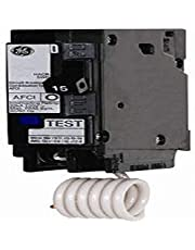 GE Lighting Energy Industrial Solutions THQL1120AFP2 Single Pole Combo Arc Fault Circuit Interrupter, 20-Amp