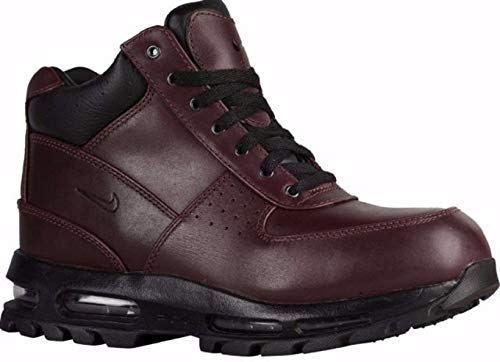 Nike AIR MAX Goadome Mens Boots 865031-601_7.5 - Burgundy