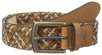 Tommy Bahama Men's 1 3/8 in. Leather Cord Braid