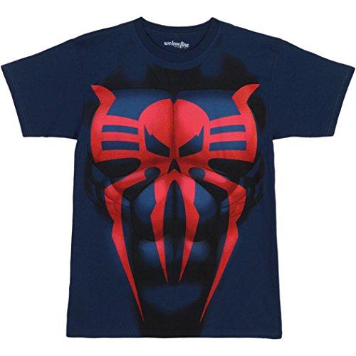 I Am Spider-Man 2099 Costume T-Shirt-Medium