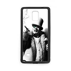 The Penguin Batman Arkham City Game Samsung Galaxy Note 4 Cell Phone Case Black Gift pjz003_3181984