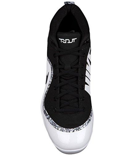 4 Negro Fuerza Metal blanco Trucha Nike Tacos nbsp;pro De Béisbol La Aérea Hombres wHqq4Yxg