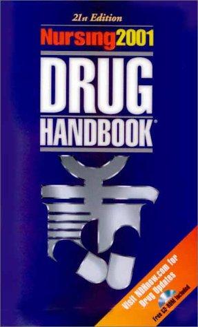 Springhouse Window (Nursing 2001 Drug Handbook (Book with Mini CD-ROM for Windows and Macintosh))