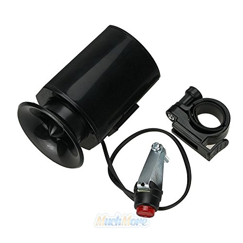 6-sounds Bike Bicycle Cylcing Super-loud Electronic Siren Horn Bell Ring Alarm by Unknown (Image #1)