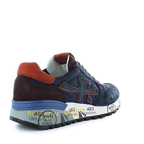 Bleu Automne Homme 3254 Mick PREMIATA 2019 Hiver Baskets Chaussures WwYRqR5gX1