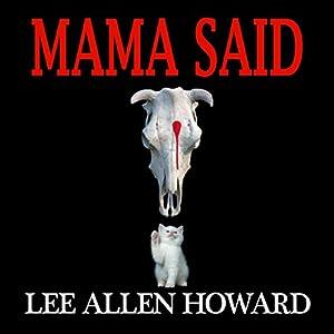 Mama Said Audiobook