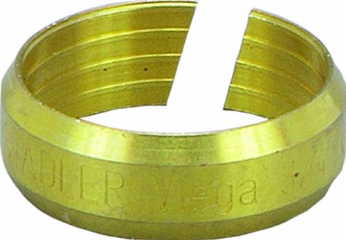 Viega 19025 ProRadiant Spare Parts Compression Ring for 5/16-Inch PEX, 10-Pack ()