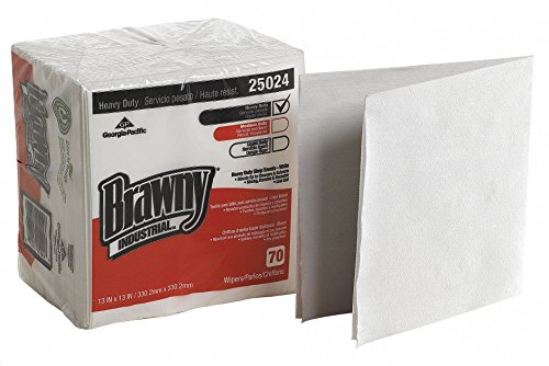 GPC25024 - Brawny Industrial Heavy Duty Qrtrfld Shop Towels