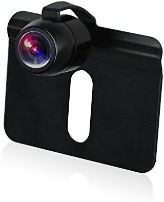 BOSCAM B2 Backup Camera, Waterproof Rear View Camera, Back Up Car Camera with Wide Angle