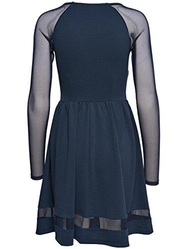 ONLNEWMONA SL DRESS JRS Azul
