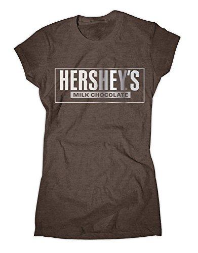 hersheys-milk-chocolate-logo-juniors-licensed-t-shirt-poly-cotton-blend-classic-look-small