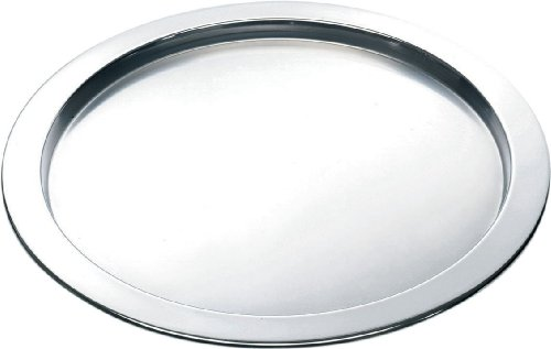 Ettore Sottsass Round Serving Tray Size: 12.8""
