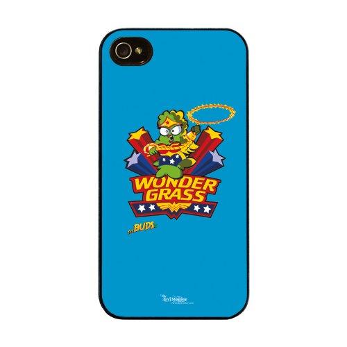 Diabloskinz H0026-0066-0069 Wondergrass Schutzhülle für Apple iPhone 4/4S