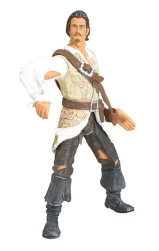Zizzle Pirates of the Caribbean Dead Man's Chest 3 3/4 Inch Action Figure Series 2 Will Turner [Final Battle] (Zizzle Pirate)
