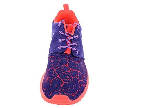 Nike Roshe One Unisex Kids Trainer Crt Prpl/Mtllc Slvr/Ht Lv/Fchs 7TRdGyZLzF