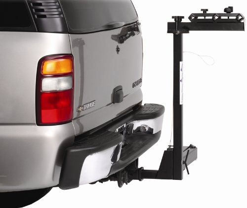 Surco DBR400 Swing Away 4-Bike Rack for 2