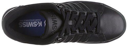 III Black LOZAN Herren Black Black Swiss Schwarz Sneakers K wET06qSpx6