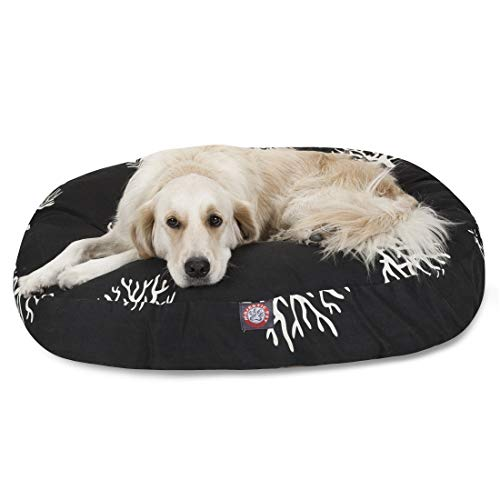 Majestic Pet Coral Round Pet Bed