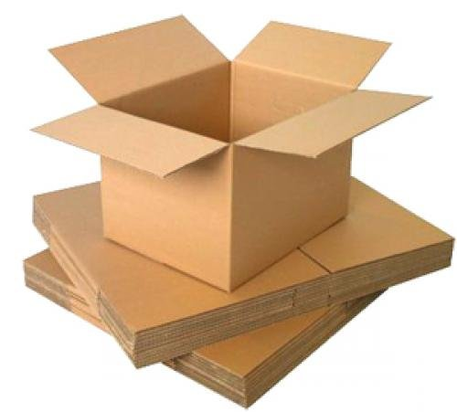 **MULTI SIZES** HEAVY DUTY DOUBLE WALL D/W LARGE CARDBOARD PACKING MOVING REMOVAL SHIPPING MAILING STORAGE BOXES FOR HOUSE & OFFICE UK - PACK OF 10 x BOXES (24x18x18 (610x457x457 MM)) Wellpack Europe
