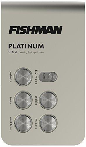 Fishman Stage EQ/DI Analog Preamp (Fishman Platinum Pro Eq compare prices)